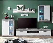 Homely - Mueble de salón Modular EsCanar Color