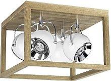 Homemania HOMBR_0127 Aplique de Pared Foco Cubos