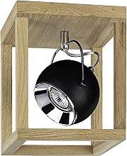 Homemania HOMBR_0128 Aplique de Pared Foco Cubos