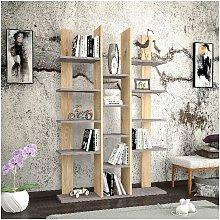 Homemania - Libreria Misu - Estanteria para