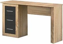 Homesouth - Mesa de escritorio LaraCambria Claro -