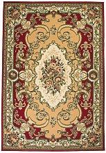 Hommoo Alfombra oriental de estampado persa