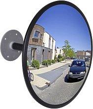 Hommoo Espejo de tráfico convexo de interior