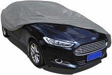 Hommoo Funda cubierta para coche de textil no