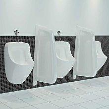 Hommoo Separador de privacidad de urinario de
