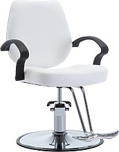Hommoo Silla de peluquería de cuero sintético