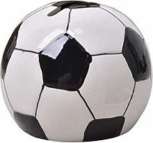 Homoyoyo Fútbol Dinero Olla Cerámica Fútbol