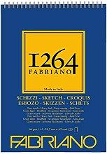 Honsell 19100639 Fabriano Schizzi 1264 - Bloc de