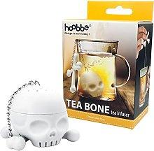 Hoobbe - Infusor de té, diseño de calavera