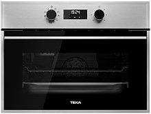 Horno de cocina multifunción con microondas Teka