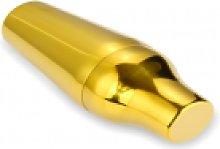 HostelNovo - Coctelera francesa bañada en oro.