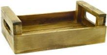 HostelNovo - Panera de madera natural envejecida