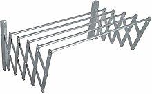 HOW LUCKY Tendedero Extensible Plegable metalico