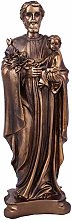 HPDOM Estatua De JesúS, Estatua De DecoracióN De