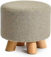 hsj Heces de madera maciza para sofá o sofá,