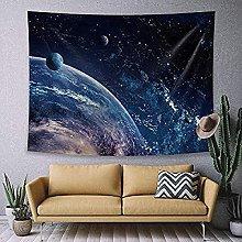 huahuagongzi Tapiz De Pared Cielo Estrellado Ropa