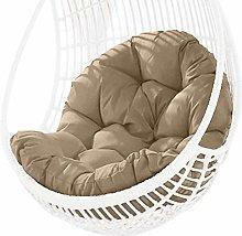 HUANRU Swing Hanging Basket - Cojín para silla de