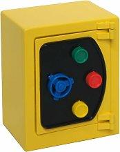 Hucha Caja Fuerte Amarilla