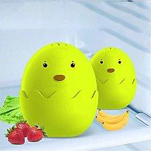 Huevo desodorante para nevera (paquete de 2), caja