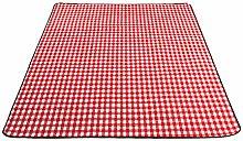 HUI JIN Manta de picnic impermeable, extragrande,