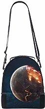 HUI JIN Planet Explosion - Bolsa térmica térmica