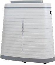 Humidificador de aire evaporativo para grandes
