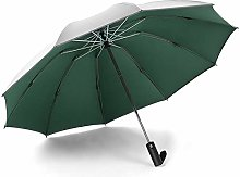 HUTIANTIAN Paraguas Plegable automático Color