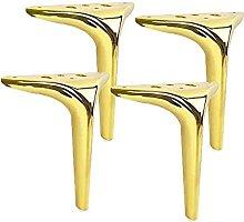 HZYDD 4 patas de muebles, patas de soporte de