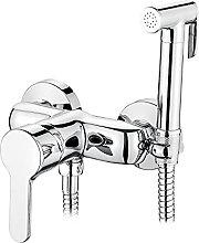 Ibergrif M15122, Monomando para Bidé WC, Grifo de