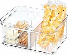 iDesign frigorífico, pequeña Caja de plástico