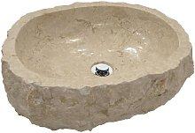 IFACH Lavabo Sobre Encimera De Piedra - Mosavit