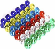 iGadgitz Home U6922 - Pins Magneticos Color