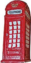Imán Nevera Caja de Teléfono Roja de Londres -