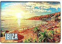 Imán para nevera Ibiza Souvenir 250906