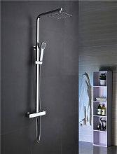 Imex® - Columna termostático ducha Imex Vigo