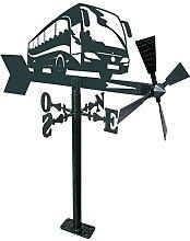 IMEX EL ZORRO 11256 - Veleta de jardín autobús,