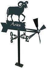 IMEX EL ZORRO 11284 - Veleta de jardín Aries, 480