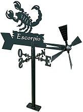 IMEX EL ZORRO 11291 - Veleta de jardín Escorpio,