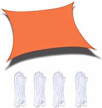 Impermeable 300D Vela de Sombra Rectangular