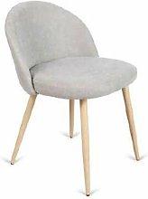 Impt-home-design - Pack de 4 sillas Zaragoza