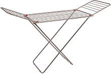 Inalsa - Tendedero plegable de aluminio con alas