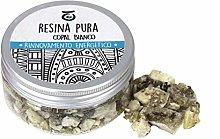Incienso Copal Blanco - Resina Natural 50 gr -
