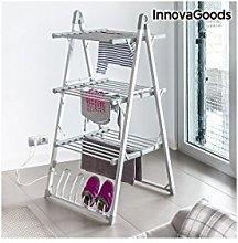 InnovaGoods Tendedero Eléctrico Plegable,
