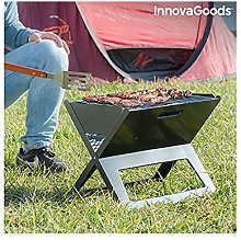 InnovaGoods V0103252 Barbacoa, Plegable Portátil