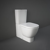Inodoro compacto + cisterna baja One de Rak