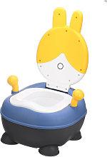 Inodoro portátil para niños Asiento de