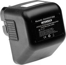 INTENSILO batería compatible con Lematec 12V