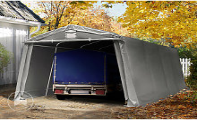 Intent24.fr - Carpa Garage 3,3 x 6,2 m PVC de alta