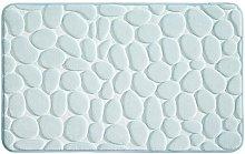 InterDesign Basic Tapete de baño, alfombra