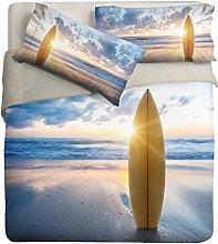 Ipersan Surf - Juego de Funda nórdica